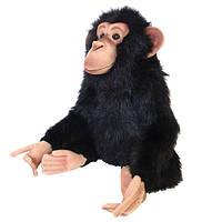 Мягкая игрушка Шимпанзе HANSA 35 см