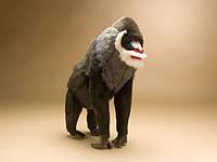 Мягкая игрушка  обезьяна Мандрил HANSA 75 см