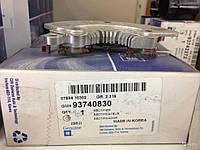 Диодный мост генератора (3-х контактный) Nexia, Espero КАР Корея  01989658