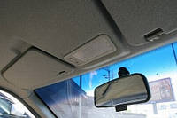 Козырек солнцезащитный левый Нексия GM Корея (ориг) без зеркала 96193237