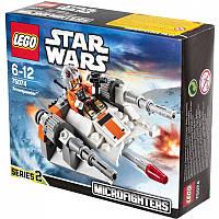 Конструктор Лего Звездные Воины LEGO Star Wars 75074 Снеговой спидер