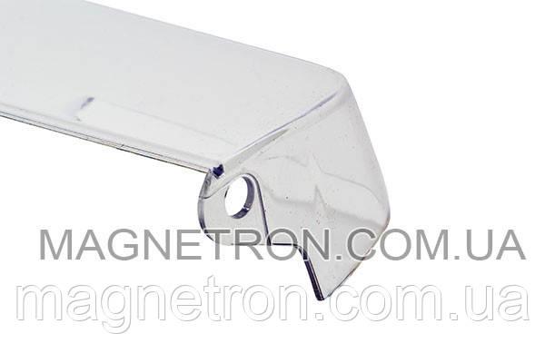 Крышка дверной (верхней) полки для холодильника Indesit C00857060, фото 2
