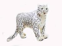 Мягкая игрушка Снежный барс HANSA 122 см