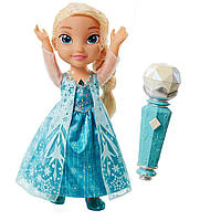 Кукла Эльза поющая с микрофоном Jakks Pacific