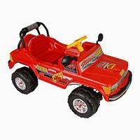 Автомобиль педальный  Сафари PILSAN 07-301, красный