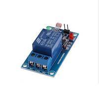 Автоматический сенсорный датчик выключатель наружного освещения бесконтактный электронный фотоэлемент 12В