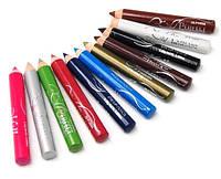 Набор из 12 мини-карандашей для макияжа