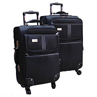 Туристический чемодан двойка (Black), 510441