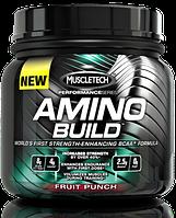 Amino Build ВСАА от MuscleTech. Является превосходным пре-, интра- и пост- тренировочным комплексом