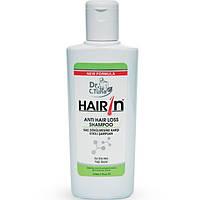 Шампунь против выпадения волос HAIRIN, для жирных волос HAIRIN Anti Hair Loss Shampoo For Oily Hair