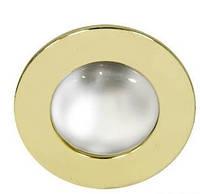 Светильник рефлекторный без стекла FERON R-50 ант.золото/antir-brass