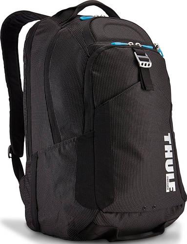 """Удобный и надежный рюкзак для ноутбука 15"""", на 32 л. Thule Crossover (TCBP-417) 3201991 черный"""