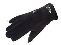 Перчатки Norfin Fleece Black