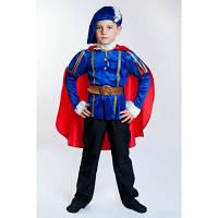 Карнавальный костюм для мальчика Принц в берете №5