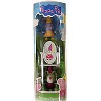 """Игрушка Peppa Pig Набор фигурок слонёнок Эмили и овечка Сьюзи из серии принцессы (м/ф """"Свинка Пеппа"""")"""