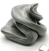 Хендгам (жвачка для рук handgum) - Металлик серебро 80 г.