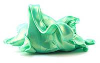 Хендгам (жвачка для рук handgum) - Металлик морская волна 50 г.
