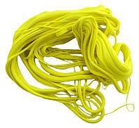 Хендгам (жвачка для рук handgum) - Яркий (неон) желтый 80 г.