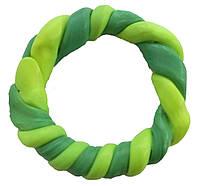 Хендгам (жвачка для рук handgum) - Хамелеон Зеленый в желтый 50 г.
