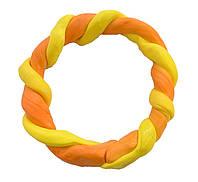 Хендгам (жвачка для рук handgum) - Хамелеон Оранжевый в желтый 80 г.