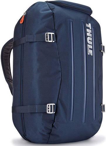 Практичная сумка-рюкзак на 41 л. Thule Crossover 40L Duffel Pack (TCDP1) 3201083 синий
