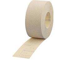 Абразивная бумага в рулоне SMIRDEX White Dry (белая), 116мм х 25м, Р80