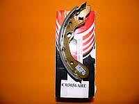 Тормозные колодки задние (барабан) ABE C03036ABE mazda 323 BA BG BJ