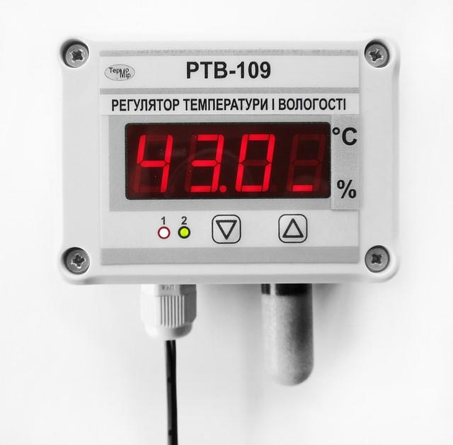 Регулятор температуры в помещении своими руками
