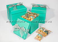 """Печенье с предсказаниями """"Традиция"""" №3, 40 шт. в шоколадной глазури"""