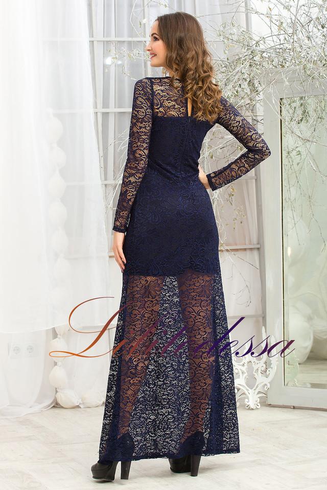 Платье Гипюровое В Пол Купить