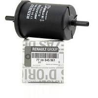 Фильтр топливный для Renault Duster бензиновый - 7700845961