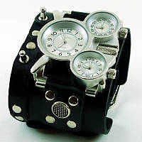 Мужские часы Scappa U-Boat 20 Black Silver