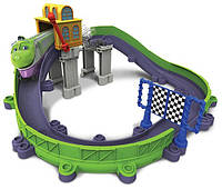 Игровой набор Гоночный трек с паровозиком Коко