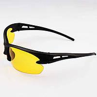 Велосипедные очки желтые