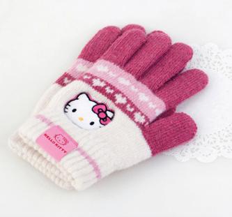 Перчатки и варешки детские.