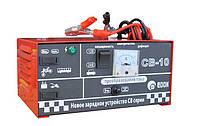 Зарядное устройство для автомобильного аккумулятора EDON CB-10