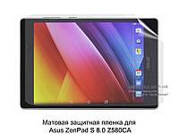 Матовая защитная пленка для Asus ZenPad S 8.0 Z580CA