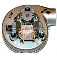 5682150 Вентилятор BAXI MAIN / MAINFOUR / ECO 3 / ECOFOUR / FOURTECH; WESTEN QUASAR / QUASAR D / PULSAR