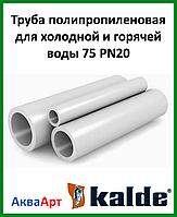Труба полипропиленовая для холодной и горячей воды 75 PN20
