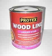 Пропитка лаковая для дерева ТМ «PROTEX» (0,7 л)
