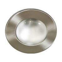 Светильник рефлекторный без стекла Feron R-39 титан /DL 48 A