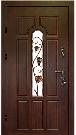 входные двойные металлические двери пушкин