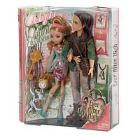 Ever After High Эшлин Элла и Хантер Хантсмен Ashlynn Ella Hunter Huntsman из серии Базовые куклы