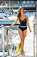 Слитный закрытый купальник женский Feba 2016 ESTER F28 (совместный, цельный, монокини, сплошной, сдельный)