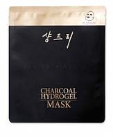 Гидрогелевая маска на основе древесного угля (28 гр*5 шт) Charcoal Hydrogel Mask