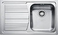 Кухонная мойка Franke LLL 611-79 (левое крыло) (декор)