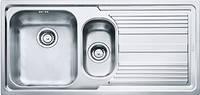 Кухонная мойка Franke LLL 651 (правое крыло) (декор)