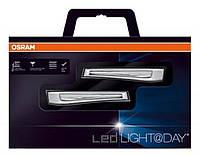 Osram led fog DRL Дневные ходовые огни ДХО OSRAM LED DRL101 BK IP67K 6000K