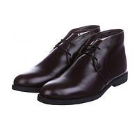 Мужские зимние ботинки CG Desert Boots Winter Chocolate Оригинальные