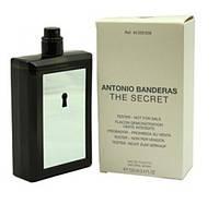 ANTONIO BANDERAS THE SECRET MEN EDT TESTER 100 ml